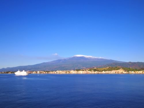 Mount Etna, Sicilia