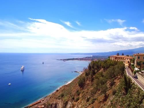 Stunning Sicilian Coast