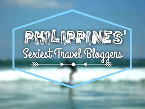 Philippines' Sexiest Travel Bloggers